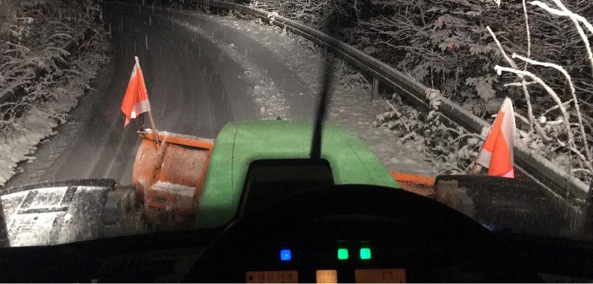 Winterdienst Bad Herrenalb–Bad Wildbad–Schömberg: Auch im Kreis Calw-Nordschwarzwald ist der Maschinenring ein präsenter Partner für zuverlässige Schneeräumung.