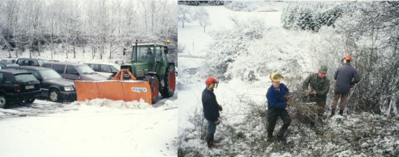 25 Jahre MR Grün- und Winterservice GmbH: Seit Februar 1995 bietet das Unternehmen Firmen, Behörden und Kommunen professionelle Winterdienstleistungen, Grünpflege, Grünanlagenpflege und die Pflege von Außenanlagen.